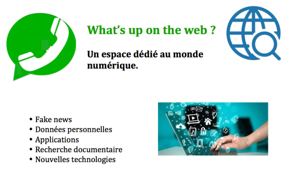 What'su on the web ?