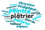 plâtrier - peintre - sculpteur