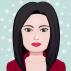 Charline_yeux bruns et différents